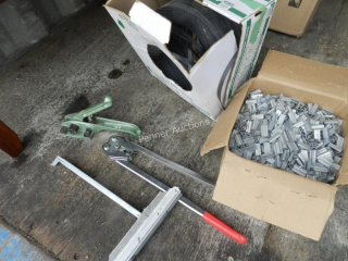 Metal Strapping Tools, Poly Strapping