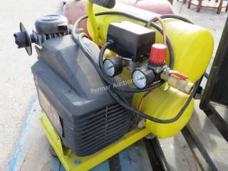 TradeMaster 5HP 120V 4 Gal Air Compressor