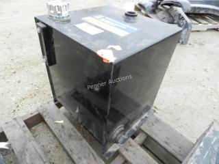 Powerfist 15 gal Hydraulic Reservoir w/ Baffle