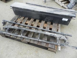 Tonneau Cover, Roof Rack