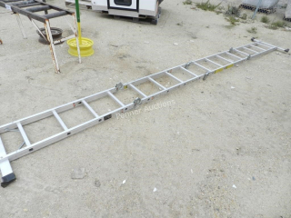 Aluminum Multi-Ladder