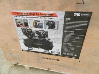 40 Gallon 2-stage 9HP Engine Air Compressor