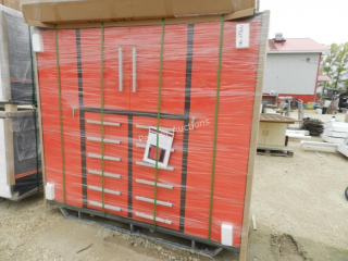 80'' Heavy Duty Multi Drawer Tool Chest Cabinet