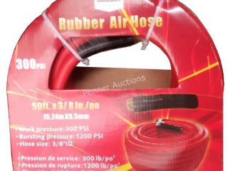"Air Hose Reel 3/8""X50'"