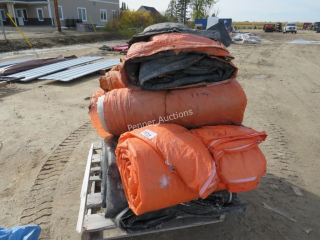 Qty of Insulated Tarps