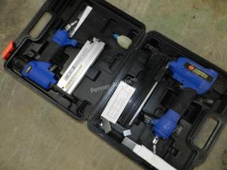 Campbell Hausfeld Finish Nailers / staplers