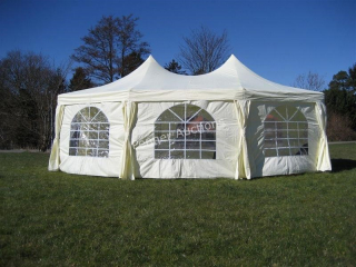 16Ft x 22Ft Marquee Event Tent,  C/W: 320 sq.ft,