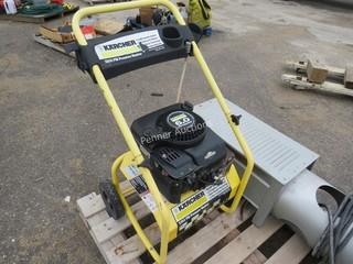 Karcher 6HP Pressure Washer