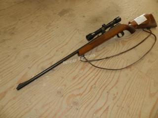 L.L.R .22 Cal Rifle Repeater w/ Scope