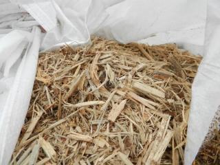 Tote Natural Mulch