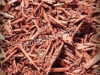 1 Yard Bulk Red Mulch *Off Site Pickup*
