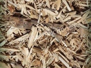 1 Yard Bulk Natural Mulch *Off Site Pickup*