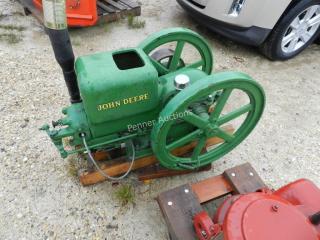 John Deere Stationary Engines
