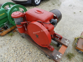 International Harvester Stationary Engines