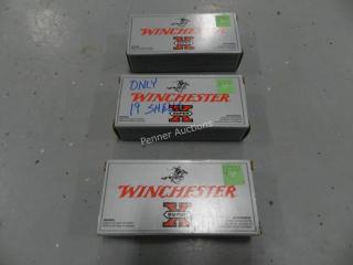 (59) Winchester 30-30 Super-X Cartridges CXP2
