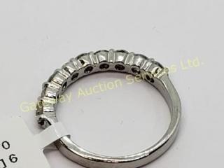 10K  9 Diamond (Si)(0.65ct) Ring