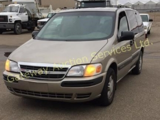 2001 Pontiac Venture Van 7 Passenger