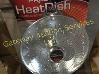 Presto Heat Dish Heater
