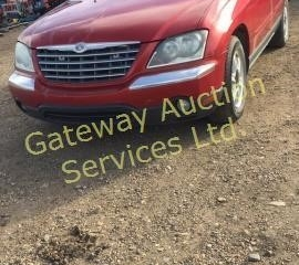 2004 Chrysler Pacifica has 259,590 Kms on a 3.5 L
