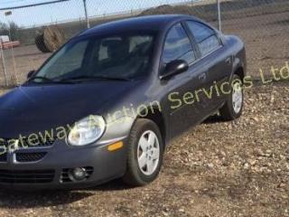 2004 Dodge Neon Car