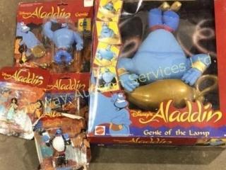 Aladdin Items
