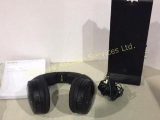 Sony Wireless Headphones System