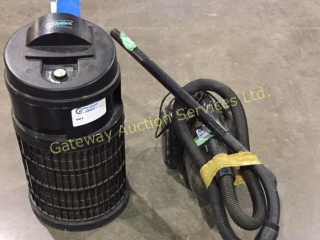 Defender Room Air Cleaner and Vacuum