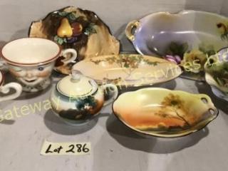 Noritake & Nippon Dishes,