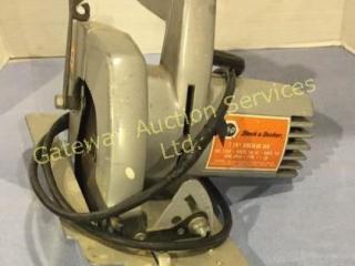 Black & Decker 71/4 inch Circular Saw