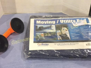 Double Suction Cup Lifter & Moving / Utility Pad..
