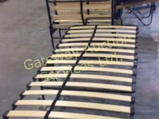 Fold Out Bed Cot Frame No Mattress