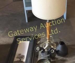 Lamp, Wall Picture, Motion Sensor Light,