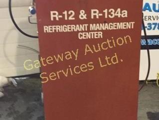 Blue Point Refrigerant Management Center