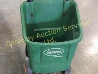 Scott fertilizer spreader