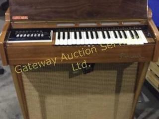 Vintage Electric Piano/Organ Product of FARFISA...