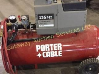 Porter Cable 135 PSI 15 Gallon Air Compressor