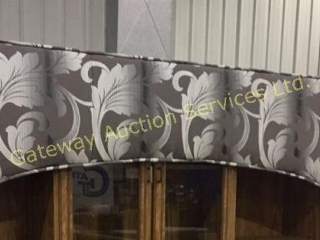 Padded Valance 80 inches