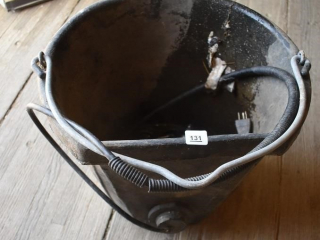 Heated Rubber Pail
