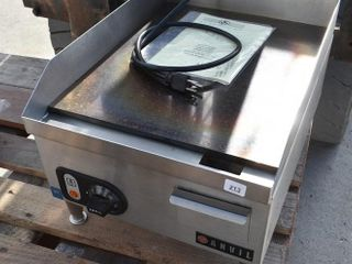 Anvil Electric Grill  *Store