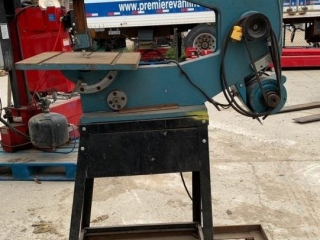 1981 Nuway Band Saw s/n: 001220 *LY