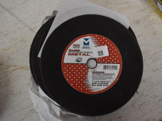 "13 - 7"" x 1/8th"" Grinding Wheels *ST"