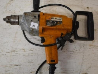 "Black and Decker Variable 1/2"" Drill *ST"
