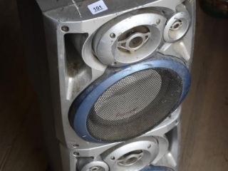 2 Speakers (Unknown Working Condition) *ST