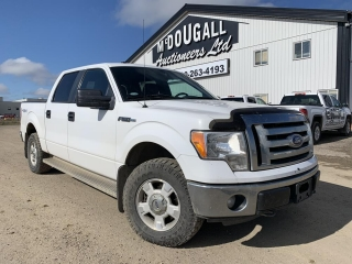 2011 Ford F150 Supercrew Truck UNRESERVED
