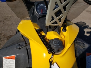2010 Ski-Doo Back Country 800 Rotax 800R