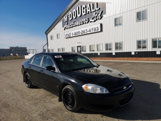 2008 Chevrolet Impala LS UNRESERVED