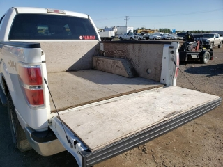 2012 Ford F150 Supercrew Truck UNRESERVED