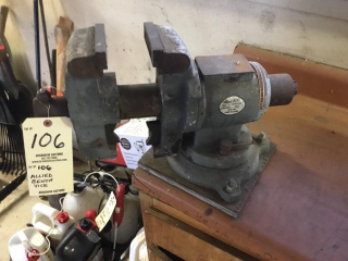 Allied bench vise