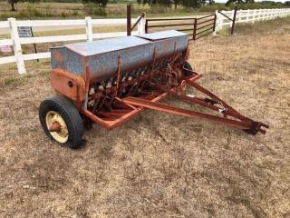10? Massey Ferguson Grain Drill