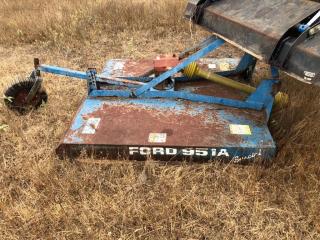 951A Ford Shredder